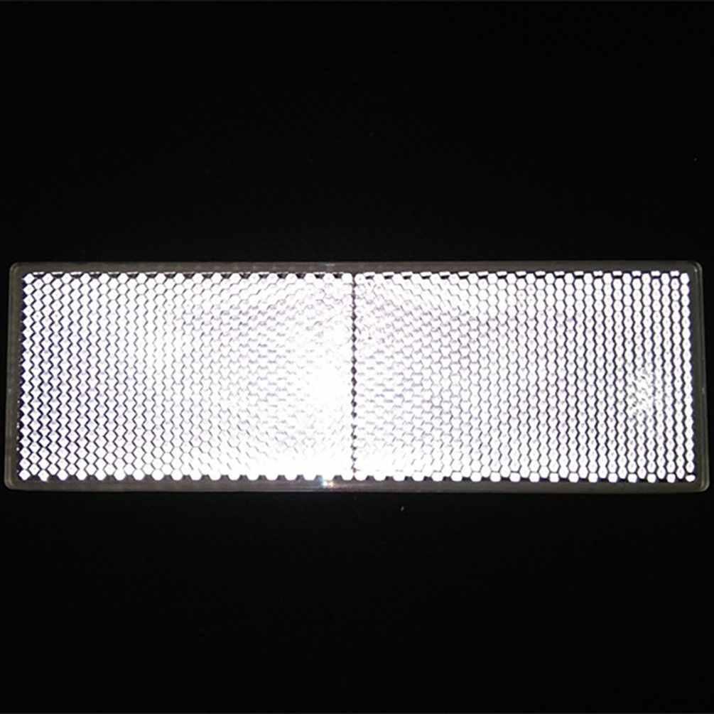 Pegatina reflectante de seguridad para decoración de motocicleta de cuerpo automotriz con cinta reflectante de noche de estilo de coche