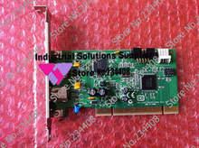 TI dual core PCI 1394 card DV video capture card HDV HD W7
