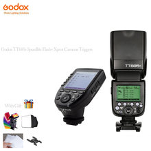 Godox TT685s tt685 Speedlite Flash GN60 +Xpro-s Cameras Transmitter Triggers  High Speed 1/8000s  For Sony Camera