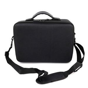 Image 4 - Mavic 프로 hardshell 어깨 방수 가방 케이스 dji mavic 프로 platinum 넘에 대 한 휴대용 스토리지 박스 셸 핸드백