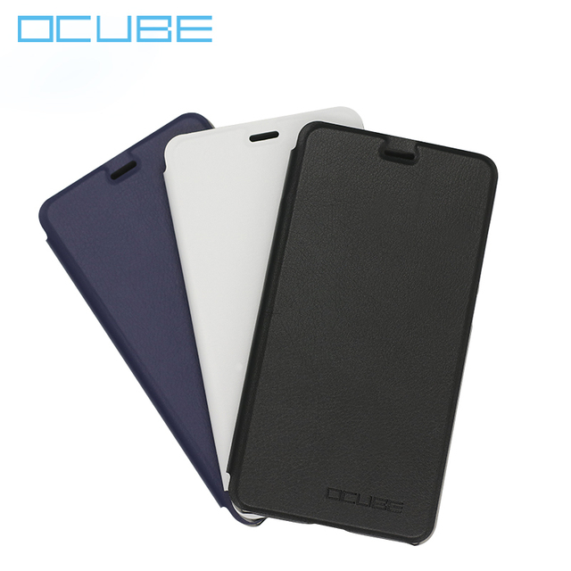 ocube Oukitel C5 Pro Case Luxury Flip Leather Case With Stand Function Ultra Slim Protection Cover For Oukitel C5 Pro