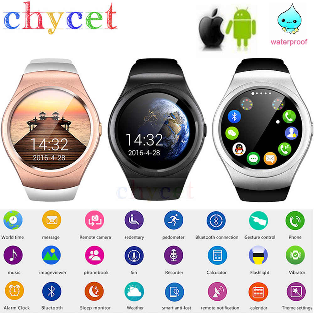 Original Smart Watch V365 Track Wristwatch Bluetooth font b Smartwatch b font Pedometer Dialing SIM TF
