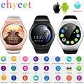 Original smart watch v365 faixa de relógio de pulso do bluetooth smartwatch pedômetro discagem sim tf cartão pk kw18 u8 q18 para android ios