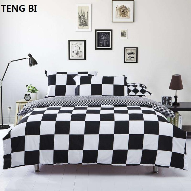 cotton/polyester microfiber Duvet Cover Set 1pc Duvet Cover 1pc Bed Sheet Set 2pcs Pillowcase Twin/Full/Queen Size Bedding Set