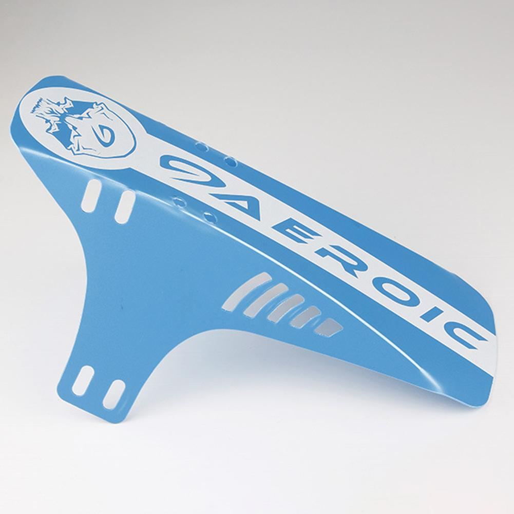 Have 4 Color Mountain Bike Road Bicycle Colorful Mini Mudguard Cycling Fender Plastic Bicycle Accessories
