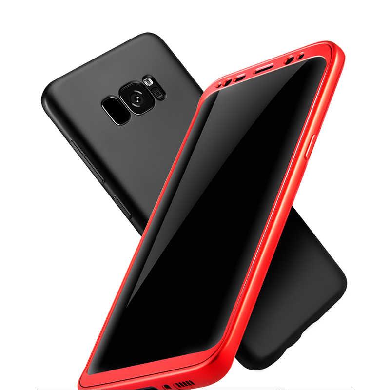 Điện thoại Trường Hợp đối Với Samsung galaxy S8 S9 Cộng Với S7 cạnh Lưu Ý 8 9 J8 J7 Thủ J6 J5 J4 J3 pro A8 A6 Cộng Với A7 A5 A3 2018 2017 2016 Bìa