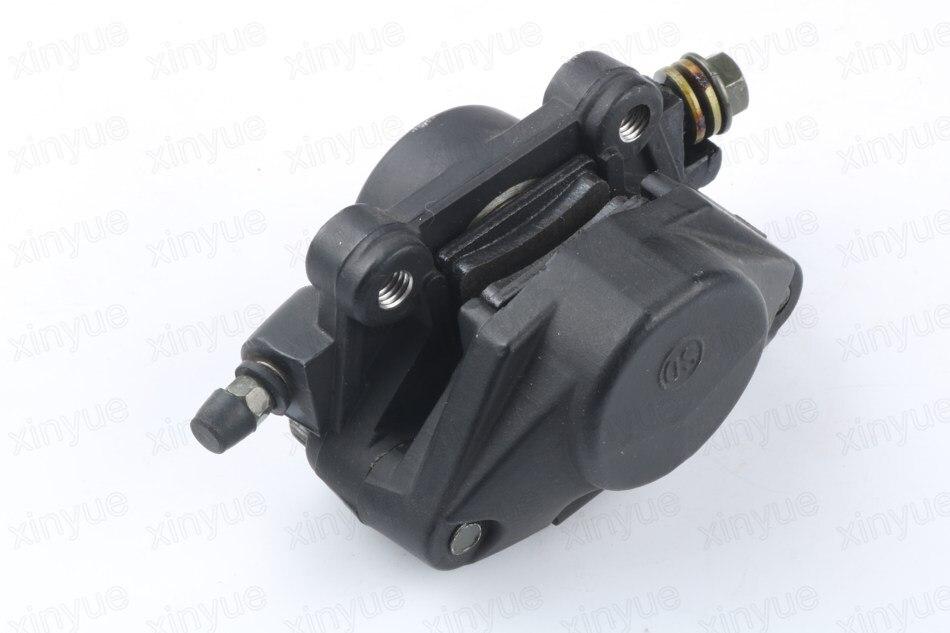 Hydraulic Rear Disc Brake Caliper System Pad 150cc 250cc Bull Quad Dirt Bike ATV tektro 300 hydraulic disc brake