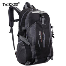 2018 Fashion school bag Waterproof Nylon men Backpack Bag women mochila Escolar Travel Bag Rucksack trekking bag Large Capacity