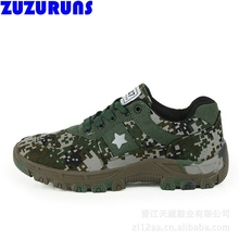 new cross country casual shoes men breathable camouflage military leisure men casual shoes men desert canvas