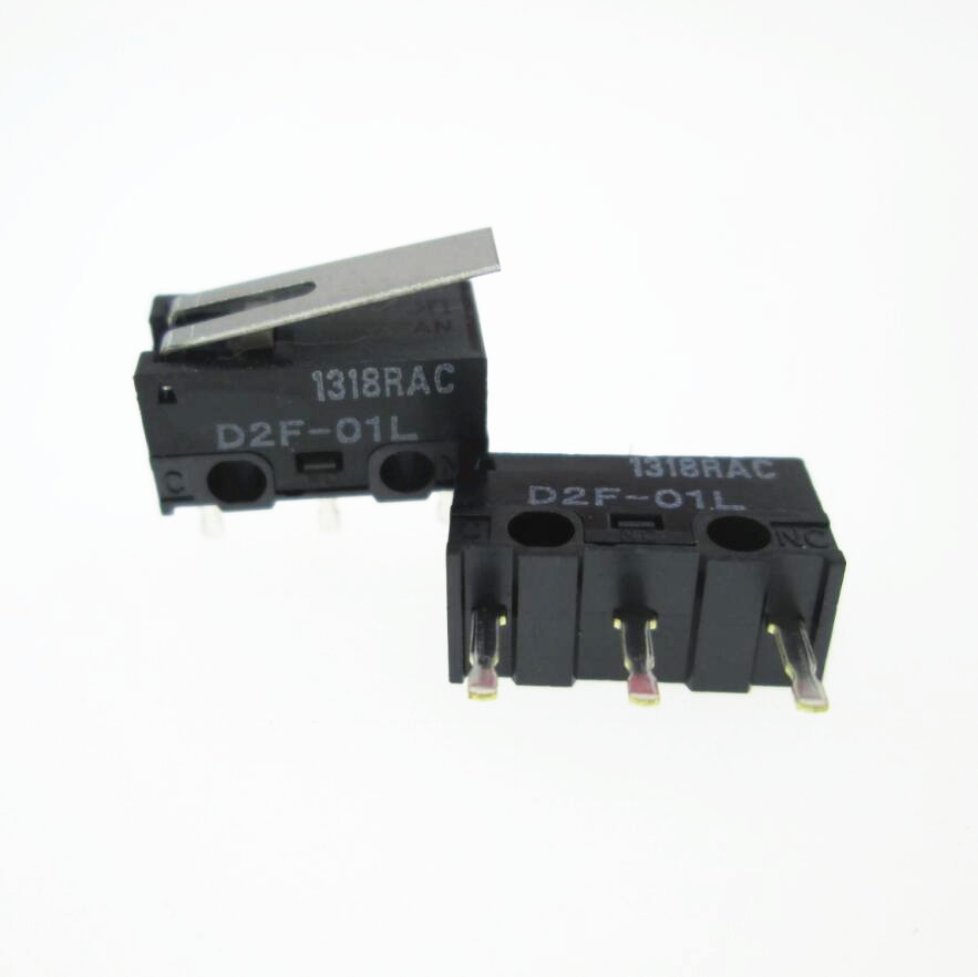NEW D2F 01L D2F01L D2F 01 1 47N Micro switch Travel switch DIP3 Free shipping