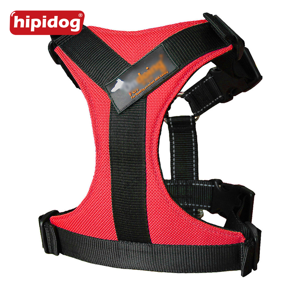Hipidog Soft Padded Justerbar Hållbar Utomhus Hund Valp Nylon Mesh - Produkter för djur - Foto 5