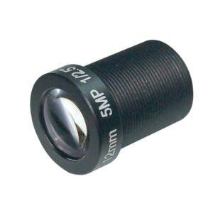 Image 2 - HD 1080P 5.0MP monofokal CCTV monofokal kurulu dağı M12 / MTV Lens seti mesafe (6 Set)