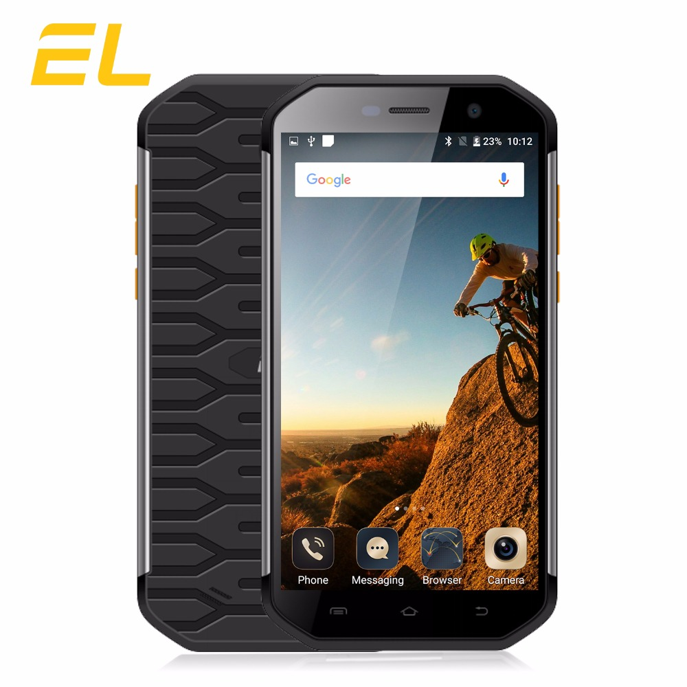 E L S60 IP68 Mobile Phone Waterproof Shockproof 5 5 Inch FHD Octa Core 3GB RAM