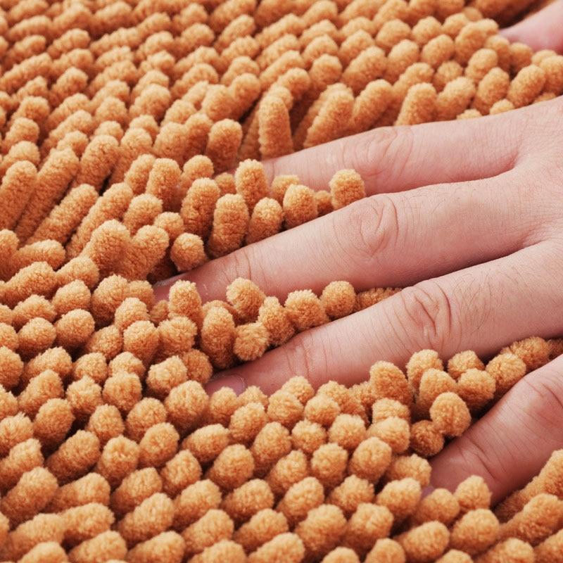 Mikrofaser Badematte Weichen Bequemen Material Absorbent Bad ...
