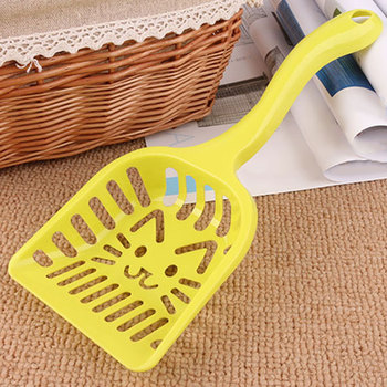 Cat Litter Shovel Pet Cleaning Tool Plastic Scoop Cat Sand Toilet Cleaning 2018ing 1