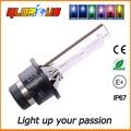 35 W D2S HID Xenon bombilla HID lámpara de METAL 4300 k 6000 k 8000 k 3000 k 12000 k para HID KIT de Reemplazo de la Linterna Del Coche