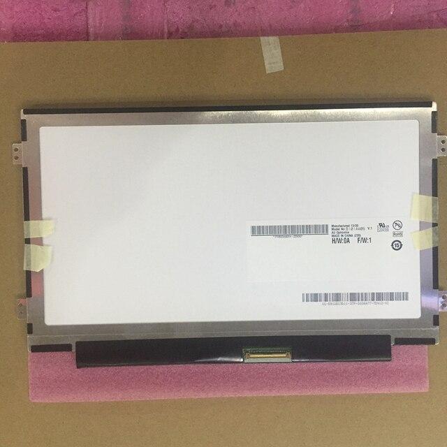 """10.1 """"de pantalla led delgada pantalla b101aw06 v.1 ltn101nt05 n101l6-l0d compatible para acer aspire one d255 d260 d257 d270"""