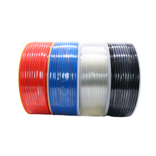 10m Air Tubing Pneumatic Pipe Tube Hose 10mm OD 6.5mm ID 8mmx5mm 6mmx4mm 2.5mm 12x8mm Transparent Pneumatic pats PU Gas Pipe Hos pneumatic pipe hose shears pu pe tube cutter knife fit for tube size 1mm 14mm od hose pipe
