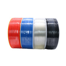 10m Air Tubing Pneumatic Pipe Tube Hose 10mm OD 6.5mm ID 8mmx5mm 6mmx4mm 2.5mm 12x8mm Transparent Pneumatic pats PU Gas Pipe Hos
