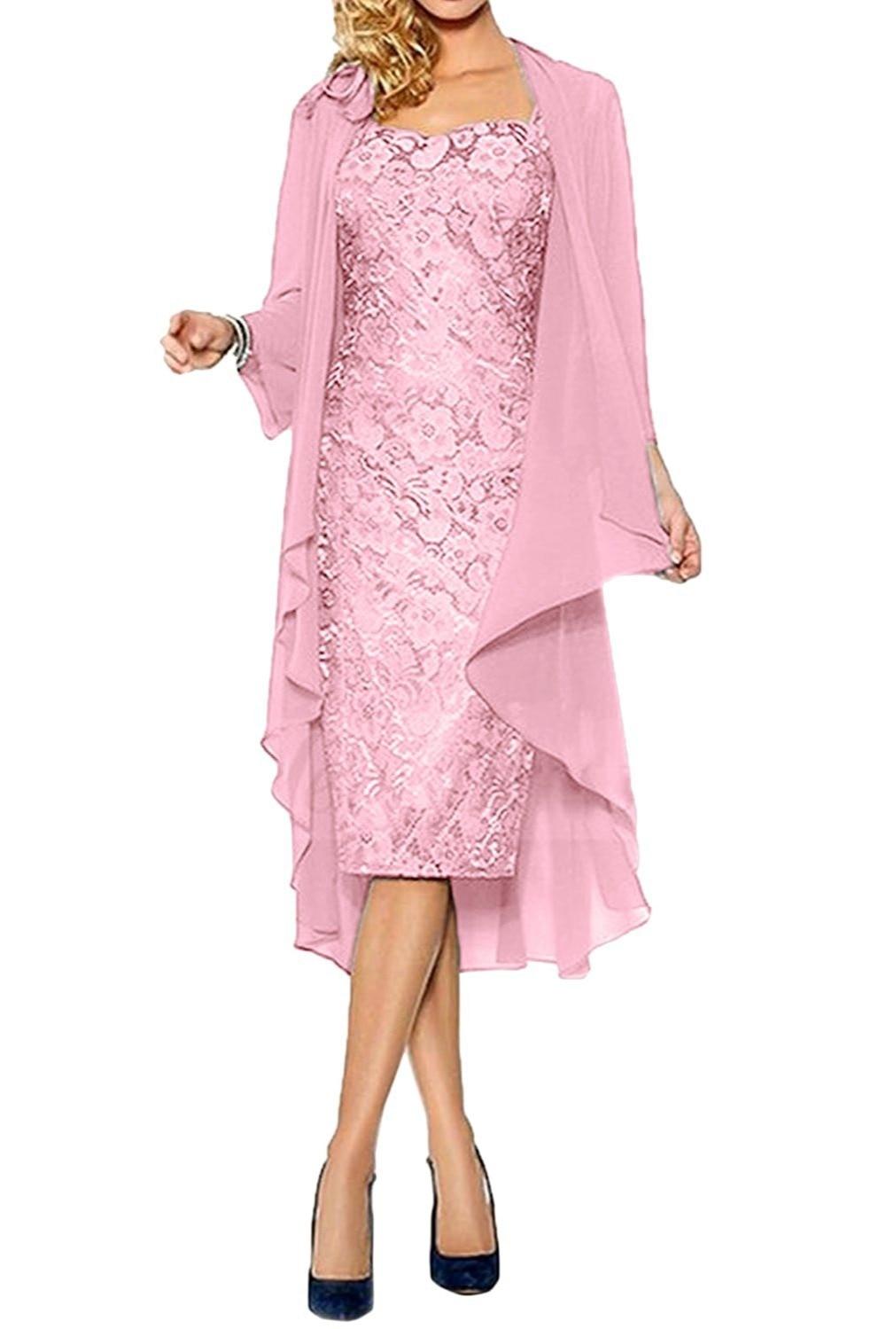 wejanedress Grey cheap vintage mother bride dresses 2017 With Jacket ...