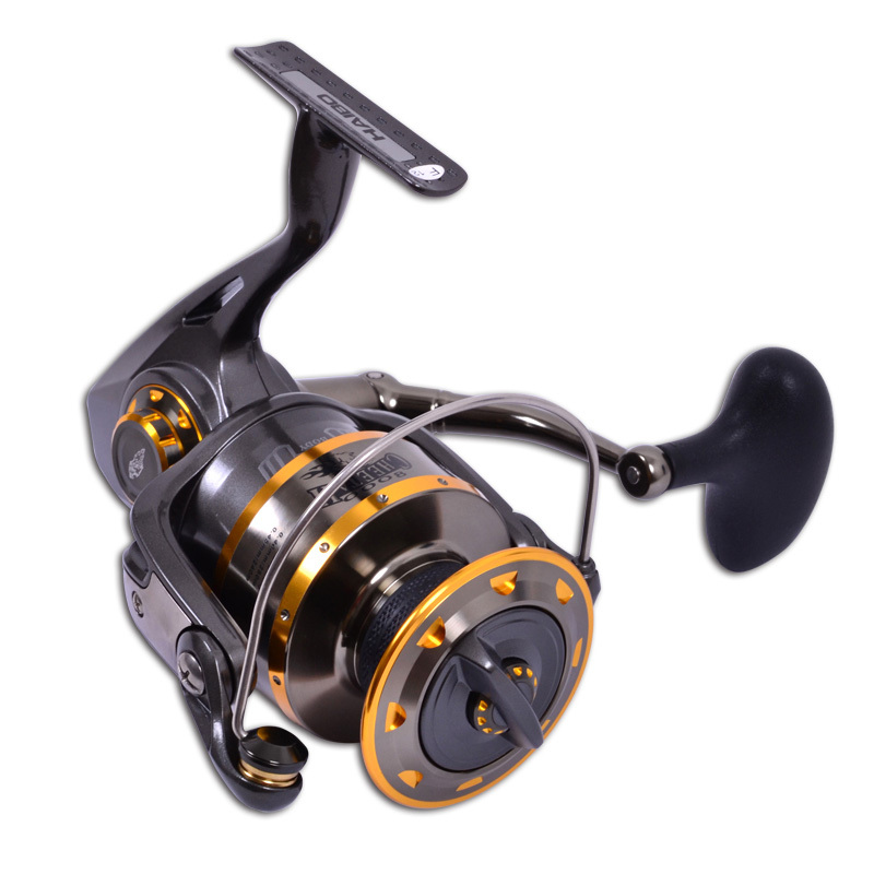 Haibo CHEETAH 7BB 4.9:1 5000/6000/700/8000 Spinning Fishing Reel Jigging Reel Boat Fish Wheel Waterproof Longcast Reel epos 8000 700 22 68 87