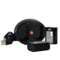 DSTE 2x NP-FZ100 Батарея + Dual USB Зарядное устройство для sony BC-QZ1, a9, a7R III a7 III, ILCE-9 ILCE-7RM3 ILCE-7M3