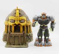 Free Shipping Giochi Preziosi Gormiti Warrior Nick Great Toy Model Temple Run