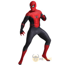 Role Playing Longe de Casa de Super-heróis da Marvel The Avengers Spider-man Cosplay Zentai Halloween Carnival Costume(China)