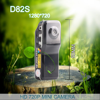 D82s Mini DV DVR Sports Camera For Bike Motorbike Video Audio Recorder 720P HD DVR Mini