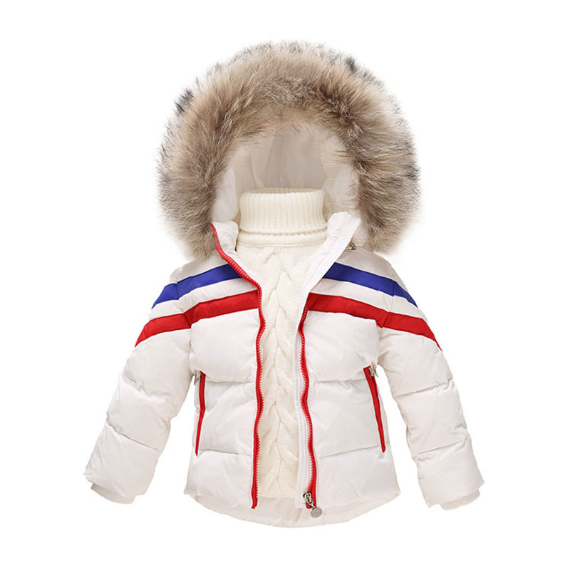 Down Hooded Jackets For Newborns Baby Warm Fashion Outerwear Sport Child Girl Boy Snow Coats Winter Children's Clothing Clothes футболка рингер printio born in russia рожден в россии