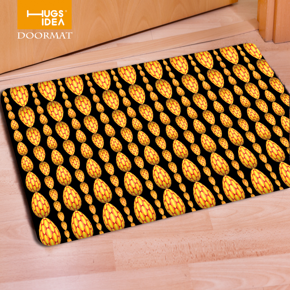 Red Egg Easter Design Novelty Door Mat Rug Porch Patio Floor Decor Living Room Carpet Indian Stylish Clical Thin Mats In Bath From Home