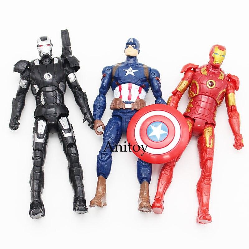 Aliexpress.com : Buy 3 pcs/set Captain America The ...