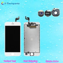 5 PCS High Quality For iPhone 6S LCD Display + Touch Digitizer Screen Assembly Replacement 4.7inch,Black White