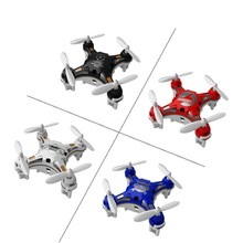 Newest FQ777 MINI DRONE 4CH 6AXIS GYRO RC QUADCOPTER Switchable Controller RTF UAV RC Helicopter Toys Mini Drones Gift Present
