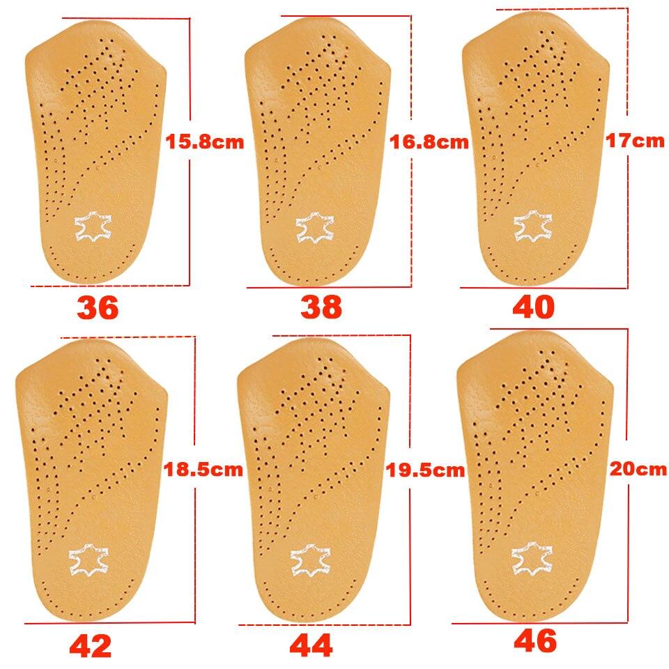almofada sapato palmilhas ortopédicas unisex dropshipping