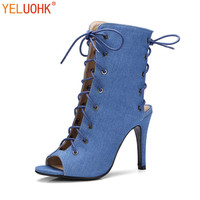 35 43 Plus Size Gladiator Sandals Women Natural Suede Women Sandals High Quality