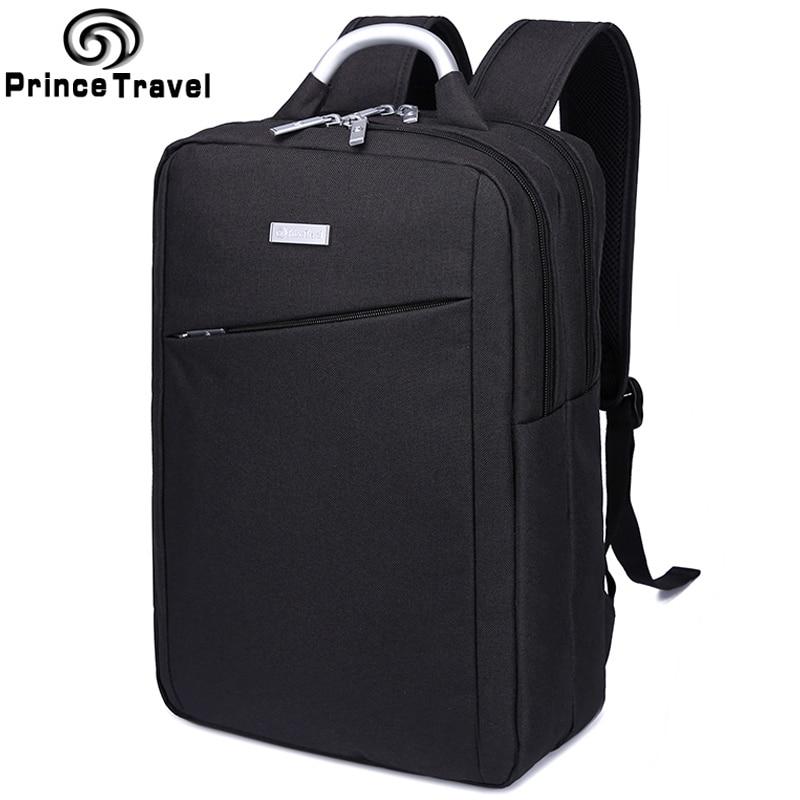 Prince Travel Men s Backpacks Bolsa Mochila feminina for Laptop 14 Notebook Computer Bag Backpack Women