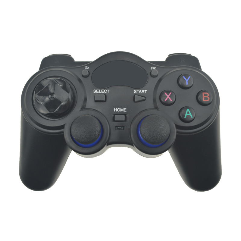 Wireless Gamepad Gaming Controller For PS3 Android TV Box PC GPD XD with OTG Converter Computer Joystick Joypad gasky mini wireless gamepad pc for ps3 tv box joystick 2 4g joypad game controller remote for xiaomi android pc win 7 8 10