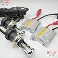 h4-3 Bixenon Hi Lo 35w 12v bi xenon hid kit h4 bi xenon h/l xenon H4 HB2 9003 10000k 6000k 8000k 4300k 12000k for Car Headlights