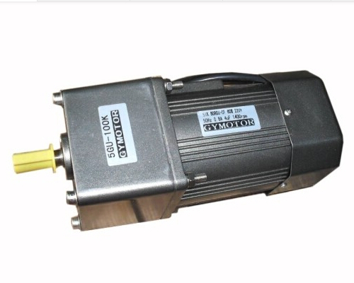цена на AC 220V 60W Single phase Constant speed motor with gearbox. AC gear motor,