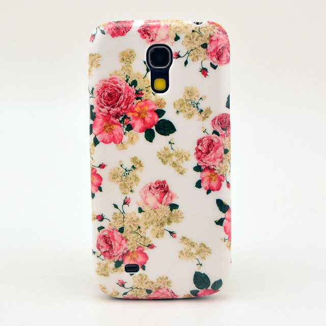Hard case for samsung galaxy s4 mini i9190 back cover nice for Cell phone cover design ideas
