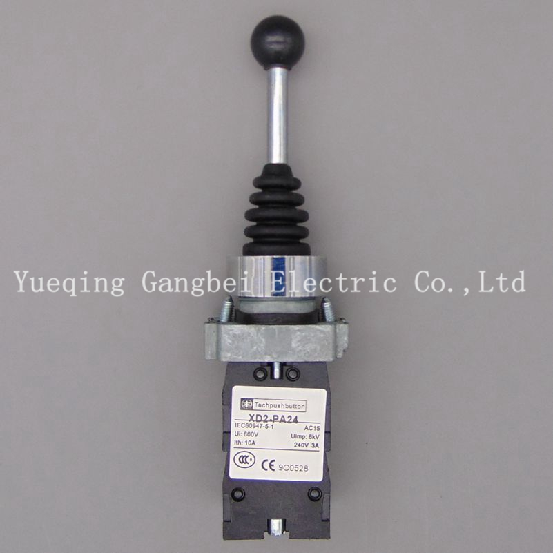 XD2-PA24 joystick controller ,spring return joystick switch XD2-PA24CR Rotary Switches Auto reset(China)