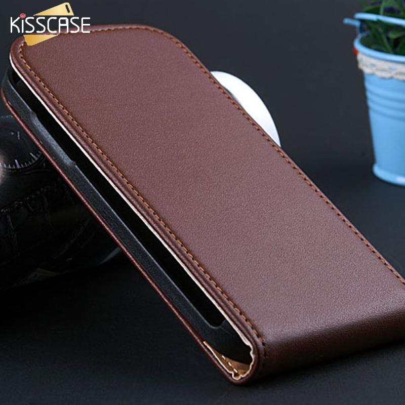 kisscase vertical flip leather case for samsung galaxy s4. Black Bedroom Furniture Sets. Home Design Ideas