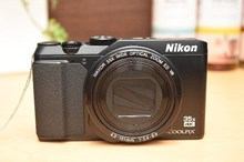 Nikon COOLPIX A900 Digital Camera Wi-Fi Black