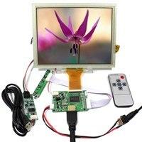 8 インチのタッチ Lcd スクリーン AT080TN52 HDMI Lcd コントローラボード 1024 × 768 EJ080NA-05A