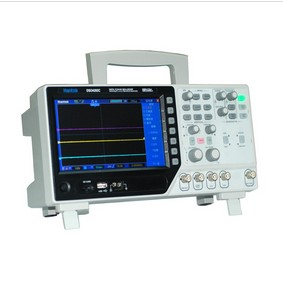 Hantek DSO4072C DSO4102C DSO4202C 2 Channel Digital Oscilloscope Arbitrary/Function Waveform Generator 100MHz 40K 1GS/s Free DHL image