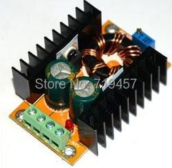 Бесплатная доставка 12 В к 60v64v72v84vdc-dc Регулируемый источник питания модуля преобразователя для зарядки аккумулятора источника питания
