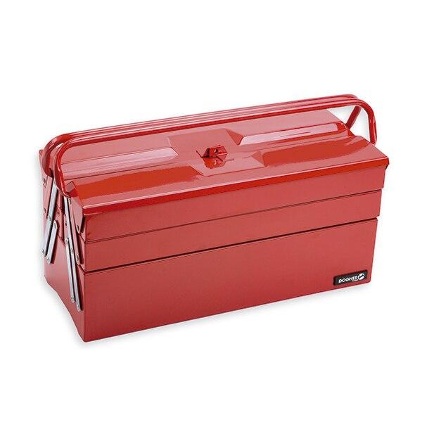 DOGHER 026-001 BOX HTAS METAL 5 TRAYS 495X200X230