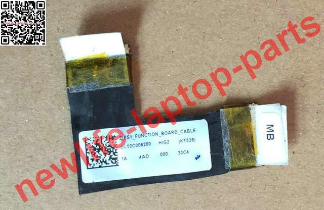 Unidade de disco rígido do laptop original cabo para s1 yoga notebook dc02c006200 zips1 função cabo da placa frete grátis