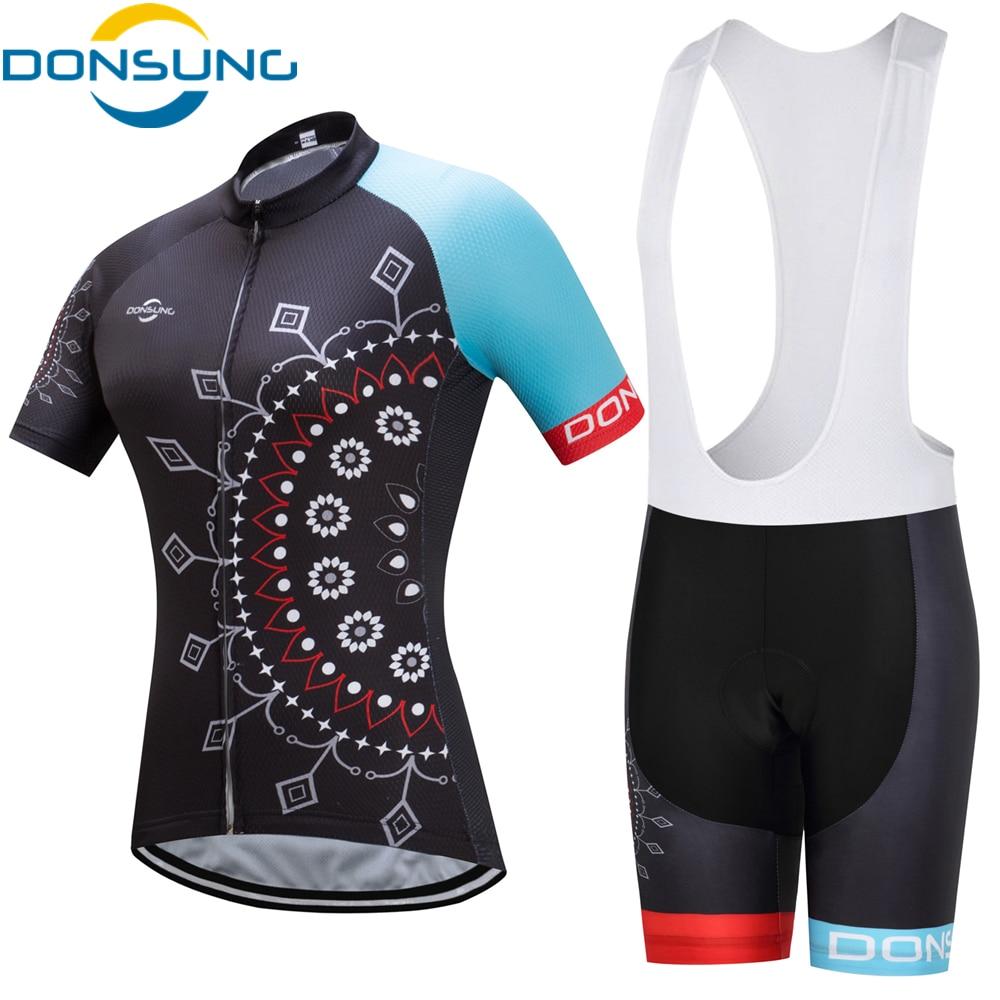 2018 Femmes Maillots de Cyclisme Pro Cycling Team Vêtements Cuissard Respirant À Séchage Rapide Vélo Usure Maillot Ciclismo Vélo Vêtements